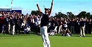 Aaron Baddeley : Winners Circle 2011