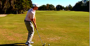Webb Simpson : Making Clean Contact