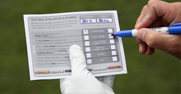 2013 Golf Ball Fitting On-Course Evaluation