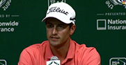 Adam Scott: Tour Report 2013
