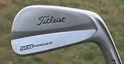 Closer Look at Titleist 712 Irons