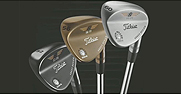 A Closer Look At Vokey Design SM4 Wedges