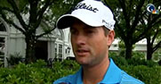 Webb Simpson : Tour Report 2013