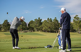 Fit your wedges to your swing type, style, & of course conditions